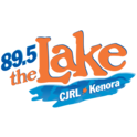 89.5 The Lake CJRL-FM-Logo