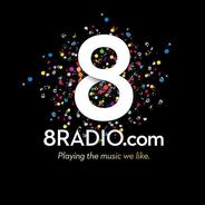 8Radio-Logo