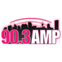 90.3 Amp CKMP-FM-Logo