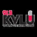 91.3 KVLU-Logo