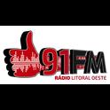 91 FM Rádio-Logo