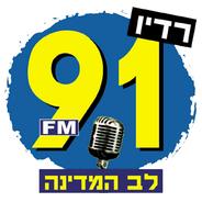 91 FM-Logo