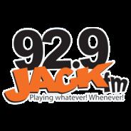 92.9 Jack FM CFLT-Logo