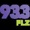 93.3 FLZ-Logo