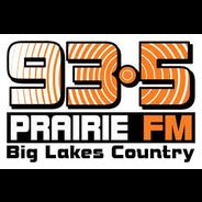 93.5 Prairie FM CKVH-Logo