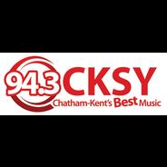 94.3 CKSY-Logo