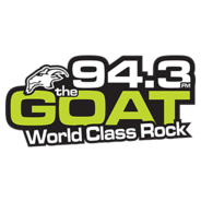 94.3 The Goat CIRX-FM-Logo