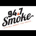 94.7 Smoke -Logo