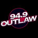 94.9 The Outlaw-Logo
