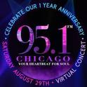 95.1 FM Chicago WLEY-Logo
