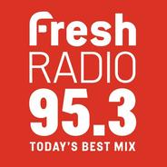 95.3 Fresh Radio CING-Logo