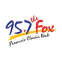 95.7 The Fox-Logo