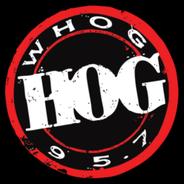 95.7 The Hog-Logo