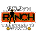 95.9 The Ranch KFWR-Logo
