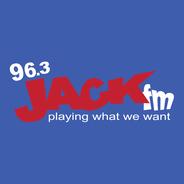 96.3 Jack FM WCJK-Logo