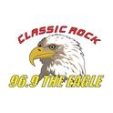 96.9 The Eagle KKGL-Logo