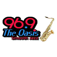 96.9 The Oasis-Logo