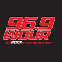 96.9 WOUR-Logo