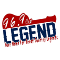 96.9 The Legend WDJR-Logo