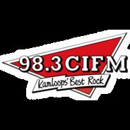 98.3 CIFM FM-Logo