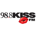 98.8 KISS FM-Logo