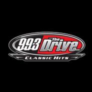 99.3 The Drive CKDV-FM-Logo