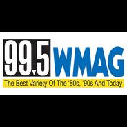 99.5 WMAG-Logo