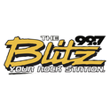99.7 The Blitz WRKZ-Logo