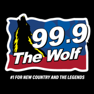99.9 The Wolf-Logo