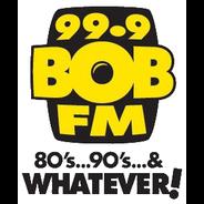 99.9 Bob FM CFWM-Logo