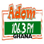 ADOM 106.3 FM-Logo