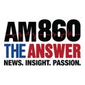 AM 860 The ANSWER-Logo