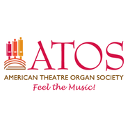 ATOS Radio American Theatre Organ Society -Logo