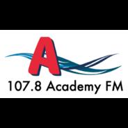 107.8 Academy FM-Logo