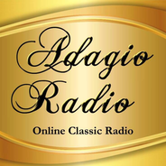Adagio Radio-Logo