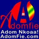 Adom Fie-Logo