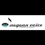 Aegean Voice 107.5-Logo