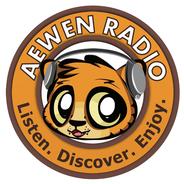 Aewen Radio-Logo