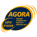 Agora Côte d'Azur-Logo