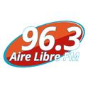 Aire Libre 96.3-Logo