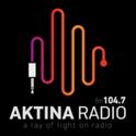 Aktina Radio-Logo