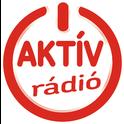 Aktív Rádió 92.2-Logo