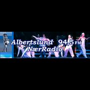 Albertslund Nærradio-Logo