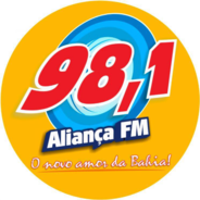 Aliança FM 98.1-Logo