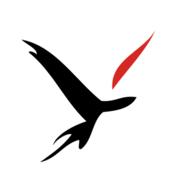 Alkompis Radio-Logo