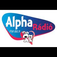 Alpha Rádió 88.9-Logo