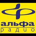 Alpha Radio-Logo