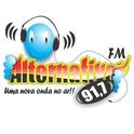 Alternativa FM 91.7-Logo