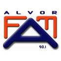 Alvor FM-Logo