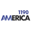 América 1190 AM-Logo